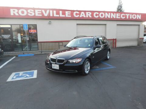 2008 BMW 3 Series for sale at ROSEVILLE CAR CONNECTION in Roseville CA