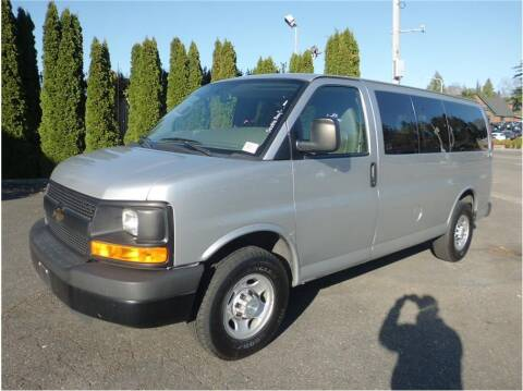 2015 Chevrolet Express Passenger for sale at Klean Carz in Seattle WA