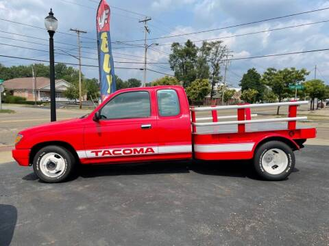 1995 Toyota Tacoma for sale at Akron Motorcars Inc. in Akron OH