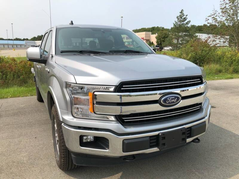 2020 Ford F-150 for sale at One Stop Auto Sales, Collision & Service Center in Somerset PA