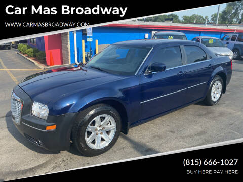 2006 Chrysler 300 for sale at Car Mas Broadway in Crest Hill IL