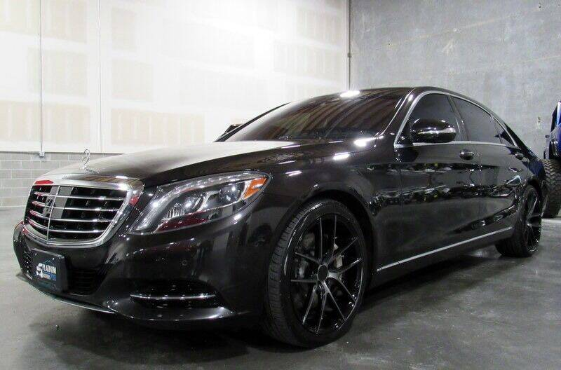 2014 Mercedes-Benz S-Class for sale at Platinum Motors in Portland OR