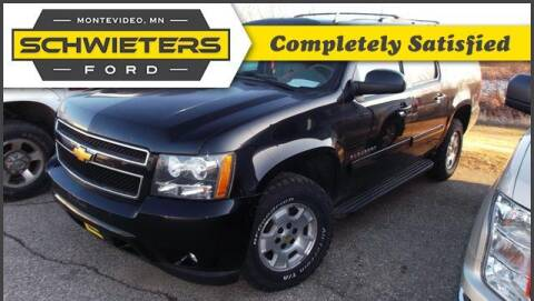 2013 Chevrolet Suburban for sale at Schwieters Ford of Montevideo in Montevideo MN