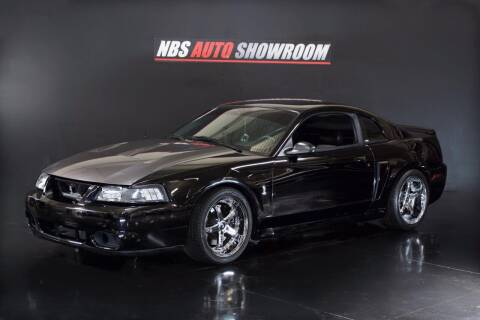 2003 Ford Mustang SVT Cobra for sale at Pro Auto Showroom in Milpitas CA