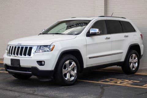2011 Jeep Grand Cherokee for sale at Carland Auto Sales INC. in Portsmouth VA