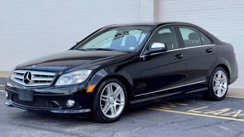 2008 Mercedes-Benz C-Class for sale at Carland Auto Sales INC. in Portsmouth VA