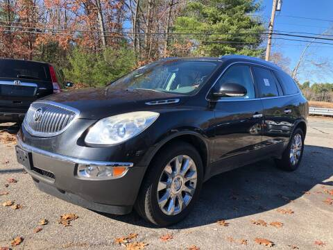 2011 Buick Enclave for sale at Royal Crest Motors in Haverhill MA