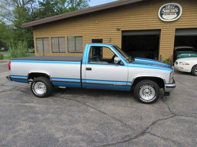 1991 Chevrolet C/K 1500 Series for sale at Bill Smith Used Cars in Muskegon MI