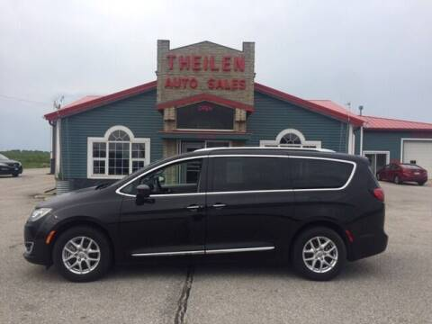2020 Chrysler Pacifica for sale at THEILEN AUTO SALES in Clear Lake IA
