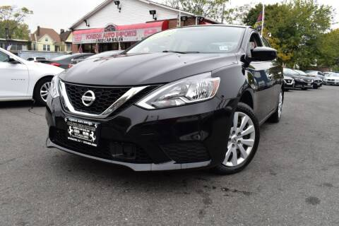 2018 Nissan Sentra for sale at Foreign Auto Imports in Irvington NJ