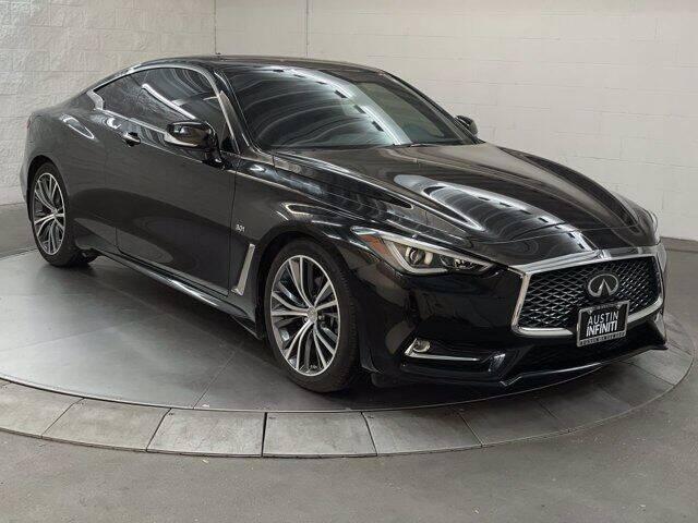 2019 Infiniti Q60 for sale in Austin, TX