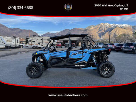 2020 Polaris XP 4 1000 for sale at S S Auto Brokers in Ogden UT