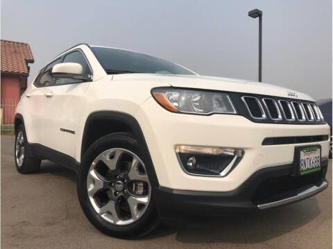2020 Jeep Compass for sale at MADERA CAR CONNECTION in Madera CA