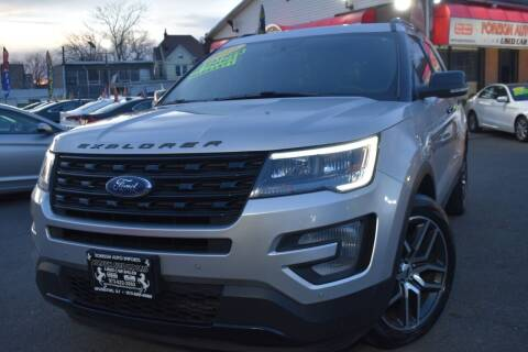 2017 Ford Explorer for sale at Foreign Auto Imports in Irvington NJ
