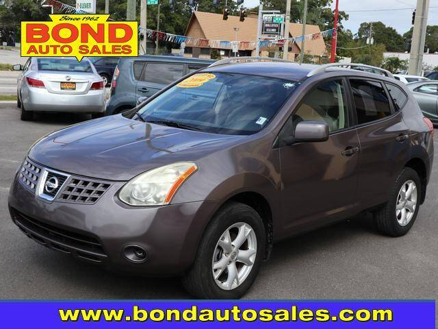2009 Nissan Rogue for sale at Bond Auto Sales in St Petersburg FL