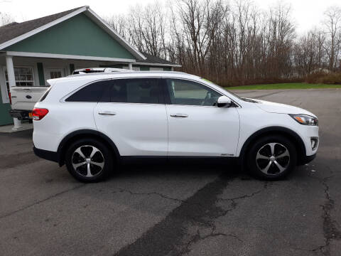 2017 Kia Sorento for sale at Feduke Auto Outlet in Vestal NY