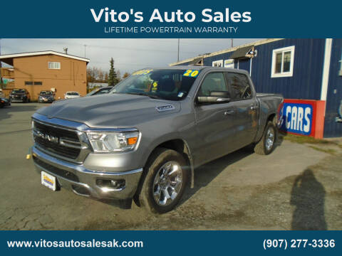 2020 RAM Ram Pickup 1500 for sale at Vito's Auto Sales in Anchorage AK
