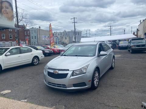 2011 Chevrolet Cruze for sale at Impressive Auto Sales in Philadelphia PA