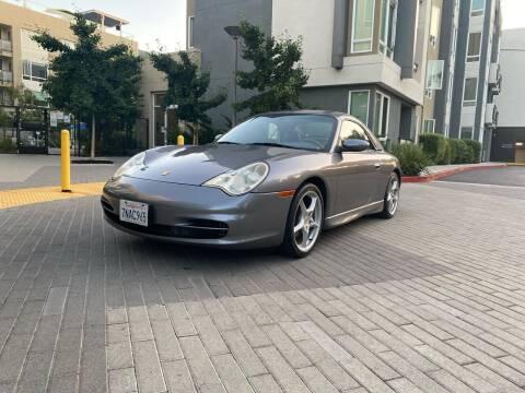2002 Porsche 911 for sale at Ronnie Motors LLC in San Jose CA