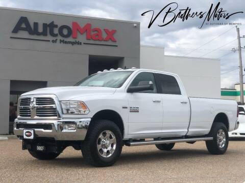 2018 RAM Ram Pickup 2500 for sale at AutoMax of Memphis - V Brothers in Memphis TN