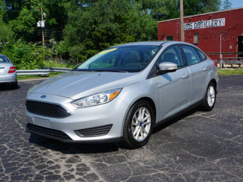 2016 Ford Focus for sale at Tom Roush Budget Westfield in Westfield IN