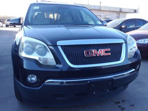 2010 GMC Acadia for sale at Auto Haus Imports in Grand Prairie TX