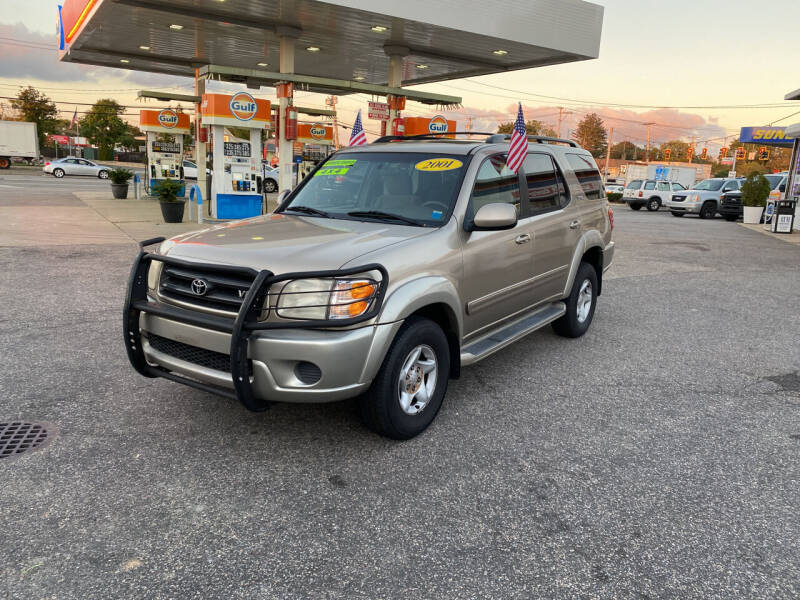 2001 Toyota Sequoia for sale at 1020 Route 109 Auto Sales in Lindenhurst NY