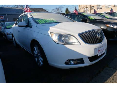 2014 Buick Verano for sale at M & R Auto Sales INC. in North Plainfield NJ