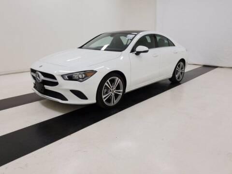 2020 Mercedes-Benz CLA for sale at DeluxeNJ.com in Linden NJ