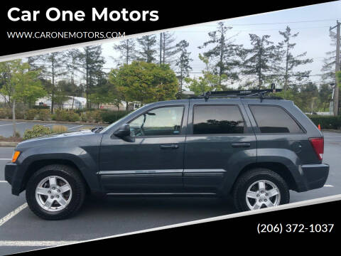 2007 Jeep Grand Cherokee for sale at Car One Motors in Seattle WA