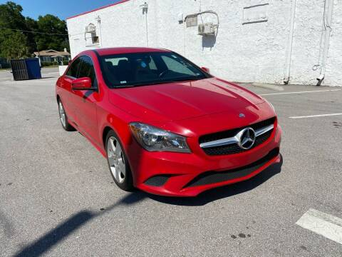 2016 Mercedes-Benz CLA for sale at Consumer Auto Credit in Tampa FL