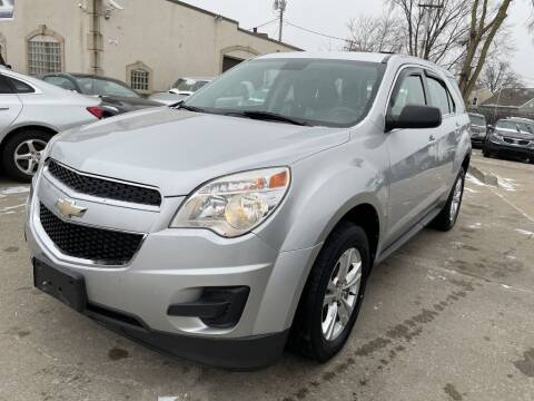 2012 Chevrolet Equinox for sale at T & G / Auto4wholesale in Parma OH