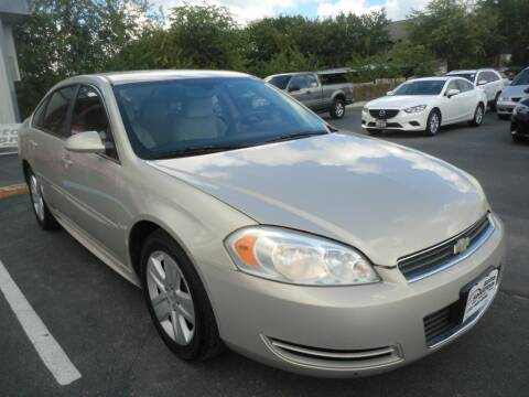 2011 Chevrolet Impala for sale at Auto Solution in San Antonio TX