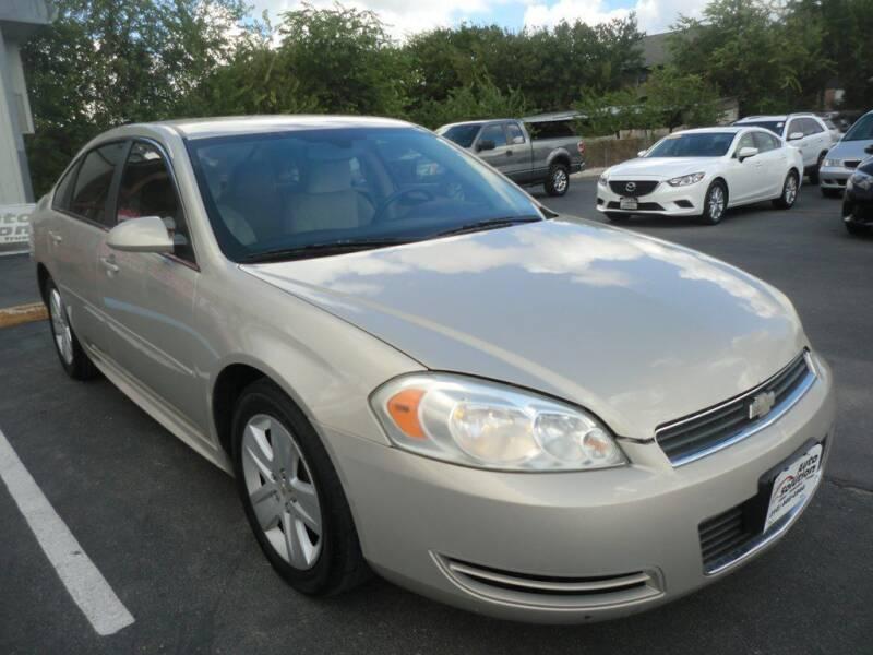 2011 Chevrolet Impala for sale at Auto Solution in San Antonio TX