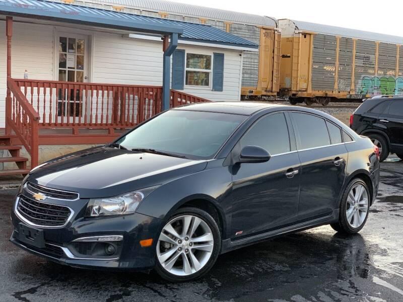 2015 Chevrolet Cruze for sale at Motorkings Murfreesboro in Murfreesboro TN