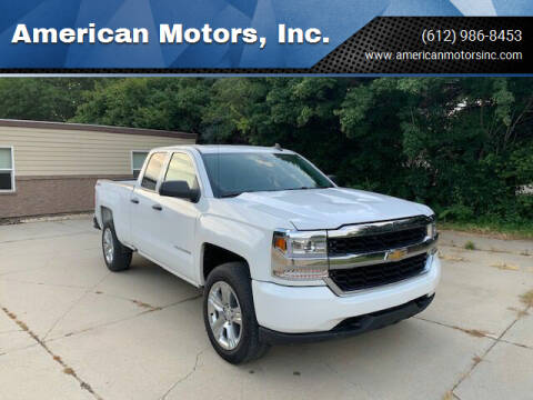 2018 Chevrolet Silverado 1500 for sale at American Motors, Inc. in Farmington MN
