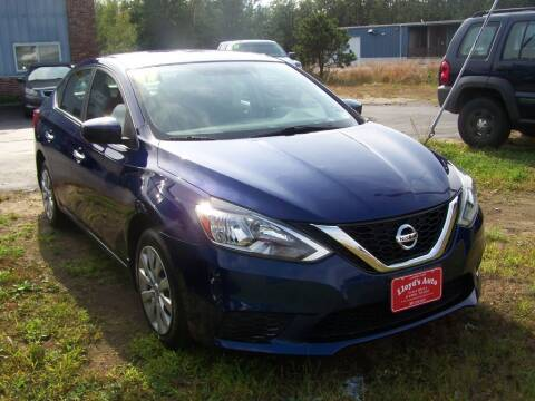 2017 Nissan Sentra for sale at Lloyds Auto Sales & SVC in Sanford ME