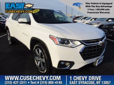 2020 Chevrolet Traverse for sale at East Syracuse Performance Sales & Service in Syracuse NY