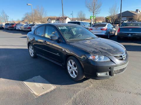 2008 Mazda MAZDA3 for sale at Robert Judd Auto Sales in Washington UT