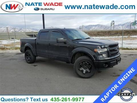 2014 Ford F-150 for sale at NATE WADE SUBARU in Salt Lake City UT