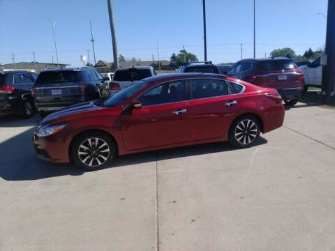 2018 Nissan Altima for sale at Bryans Car Corner in Chickasha OK