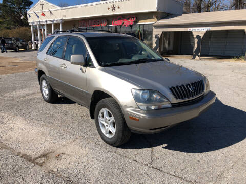2000 Lexus RX 300 for sale at Townsend Auto Mart in Millington TN