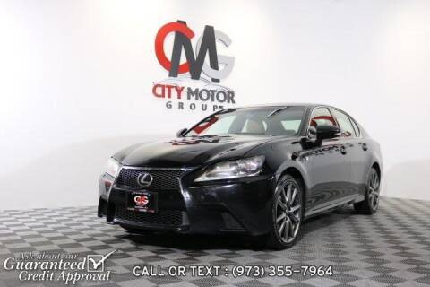 2013 Lexus GS 350 for sale at City Motor Group, Inc. in Wanaque NJ
