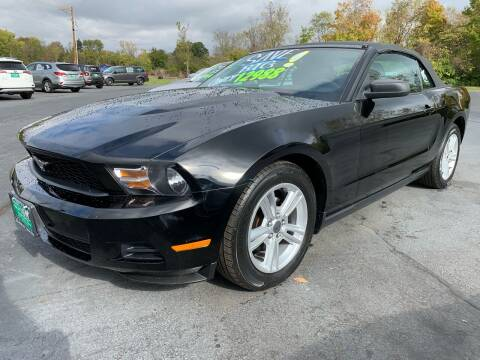 2010 Ford Mustang for sale at FREDDY'S BIG LOT in Delaware OH