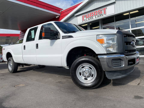 2014 Ford F-250 Super Duty for sale at Furrst Class Cars LLC  - Independence Blvd. in Charlotte NC