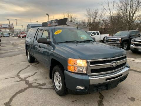 2010 Chevrolet Silverado 1500 for sale at LexTown Motors in Lexington KY