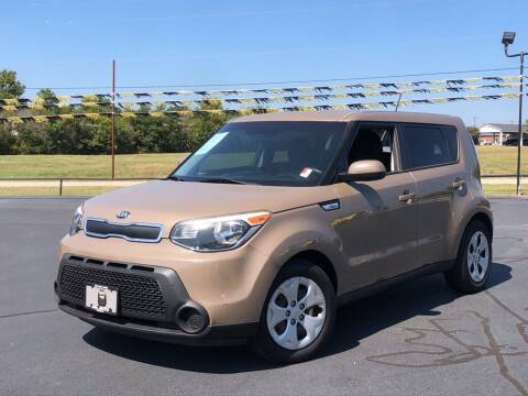 2015 Kia Soul for sale at J & L AUTO SALES in Tyler TX