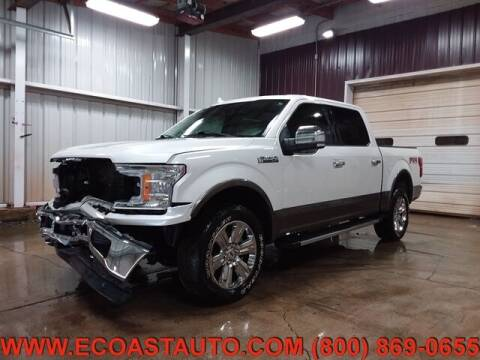 2018 Ford F-150 for sale at East Coast Auto Source Inc. in Bedford VA