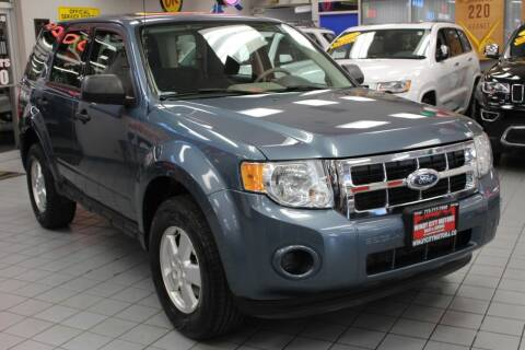 2011 Ford Escape for sale at Windy City Motors in Chicago IL