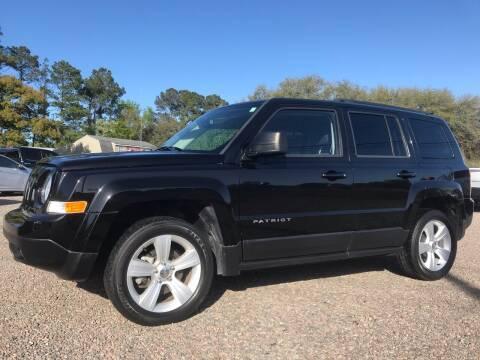 2017 Jeep Patriot for sale at #1 Auto Liquidators in Yulee FL
